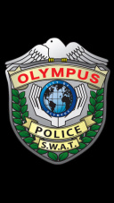OLYMPUS POLICE BADGE ID